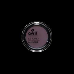 Fard à paupières Prune irisé Certifié bio
