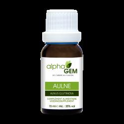 Aulne Glutineux - Gemmothérapie