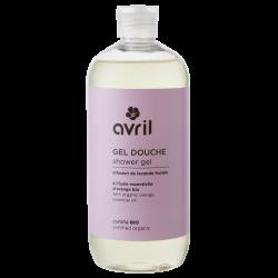 Gel douche Infusion de lavande fruitée 500 ml - Certifié bio
