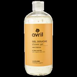 Gel douche Coeur d'Abricot 500 ml - Certifié bio