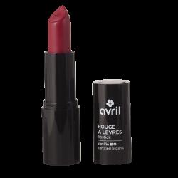 Rouge à lèvres Framboise n°601 Certifié bio