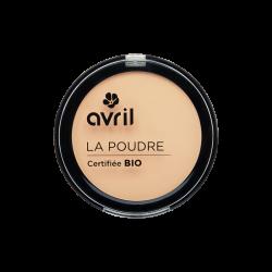 Poudre compacte Porcelaine Certifiée bio