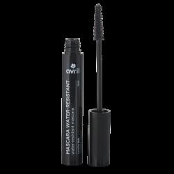 Mascara Water-resistant Noir Certifié bio