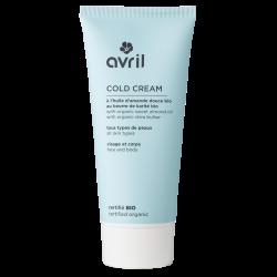 Cold cream 200 ml - Certifié bio