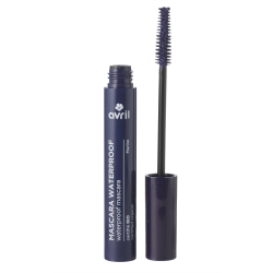 Mascara Water-resistant Marine Certifié bio