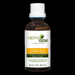 Complexe Gem All Bio - Gemmothérapie