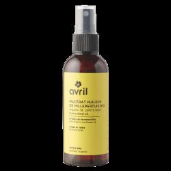 Macérat huileux de millepertuis 100 ml - Certifié bio
