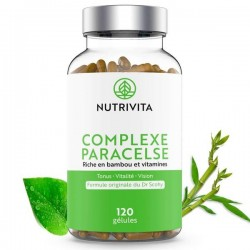 Complexe Paracelse - Nutrivita - 120 gélules