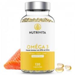 Omega 3 - 120 capsules - Nutrivita
