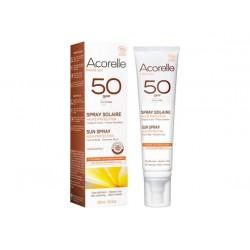 Spray solaire SPF50 bio - 100ml