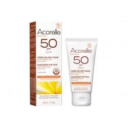 Crème solaire visage SPF50 - 50ml