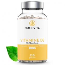 Vitamine D3 100 UI - 120...